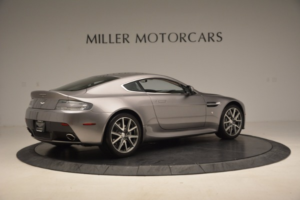 Used 2012 Aston Martin V8 Vantage for sale Sold at Rolls-Royce Motor Cars Greenwich in Greenwich CT 06830 8