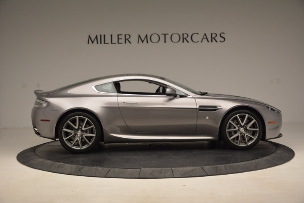 Used 2012 Aston Martin V8 Vantage for sale Sold at Rolls-Royce Motor Cars Greenwich in Greenwich CT 06830 9