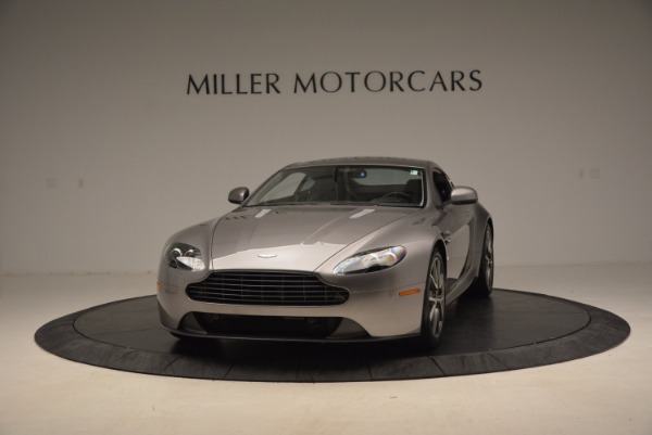 Used 2012 Aston Martin V8 Vantage for sale Sold at Rolls-Royce Motor Cars Greenwich in Greenwich CT 06830 1