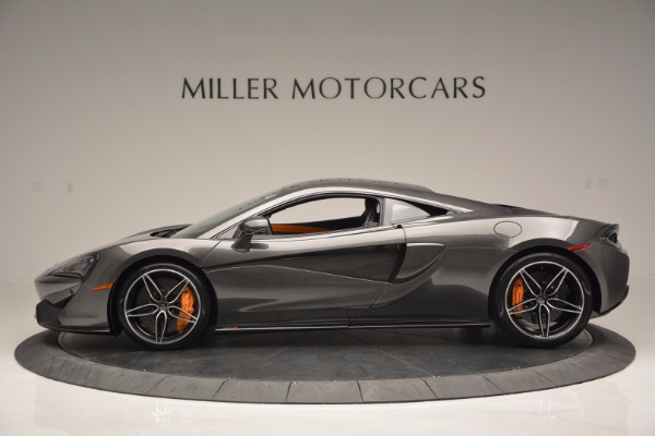 Used 2016 McLaren 570S for sale Sold at Rolls-Royce Motor Cars Greenwich in Greenwich CT 06830 3