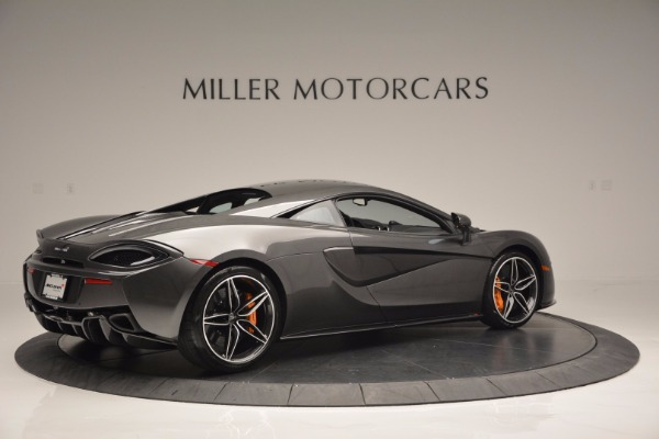 Used 2016 McLaren 570S for sale Sold at Rolls-Royce Motor Cars Greenwich in Greenwich CT 06830 8