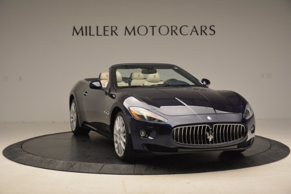 Used 2016 Maserati GranTurismo for sale Sold at Rolls-Royce Motor Cars Greenwich in Greenwich CT 06830 11