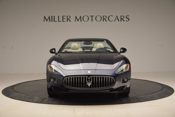 Used 2016 Maserati GranTurismo for sale Sold at Rolls-Royce Motor Cars Greenwich in Greenwich CT 06830 12