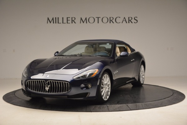 Used 2016 Maserati GranTurismo for sale Sold at Rolls-Royce Motor Cars Greenwich in Greenwich CT 06830 13