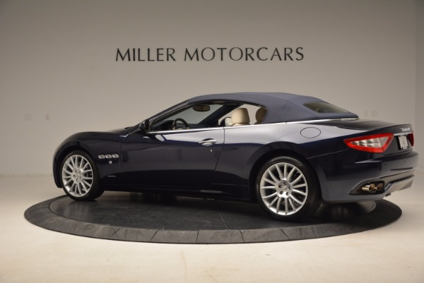 Used 2016 Maserati GranTurismo for sale Sold at Rolls-Royce Motor Cars Greenwich in Greenwich CT 06830 16
