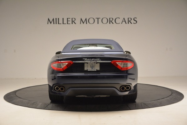 Used 2016 Maserati GranTurismo for sale Sold at Rolls-Royce Motor Cars Greenwich in Greenwich CT 06830 18