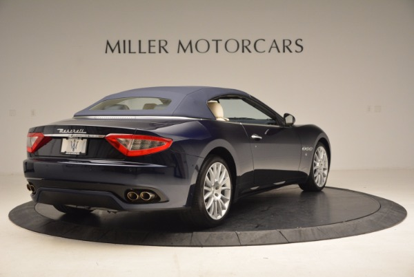 Used 2016 Maserati GranTurismo for sale Sold at Rolls-Royce Motor Cars Greenwich in Greenwich CT 06830 19