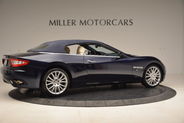 Used 2016 Maserati GranTurismo for sale Sold at Rolls-Royce Motor Cars Greenwich in Greenwich CT 06830 20