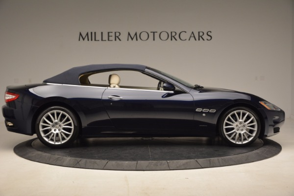 Used 2016 Maserati GranTurismo for sale Sold at Rolls-Royce Motor Cars Greenwich in Greenwich CT 06830 21