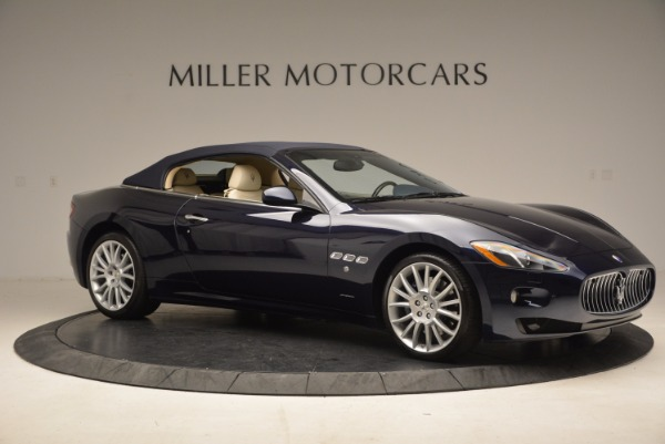 Used 2016 Maserati GranTurismo for sale Sold at Rolls-Royce Motor Cars Greenwich in Greenwich CT 06830 22