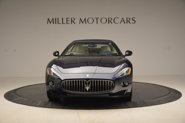 Used 2016 Maserati GranTurismo for sale Sold at Rolls-Royce Motor Cars Greenwich in Greenwich CT 06830 24