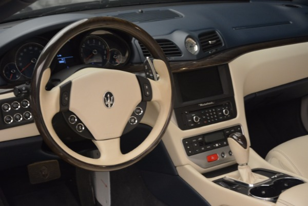 Used 2016 Maserati GranTurismo for sale Sold at Rolls-Royce Motor Cars Greenwich in Greenwich CT 06830 25