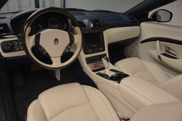 Used 2016 Maserati GranTurismo for sale Sold at Rolls-Royce Motor Cars Greenwich in Greenwich CT 06830 26