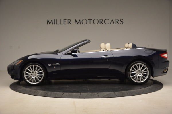 Used 2016 Maserati GranTurismo for sale Sold at Rolls-Royce Motor Cars Greenwich in Greenwich CT 06830 3