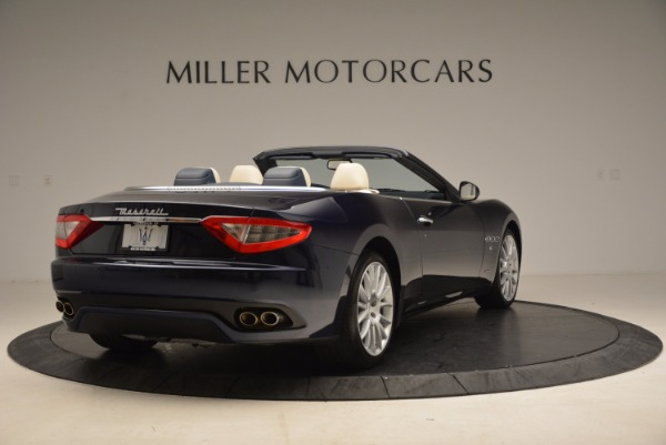Used 2016 Maserati GranTurismo for sale Sold at Rolls-Royce Motor Cars Greenwich in Greenwich CT 06830 7