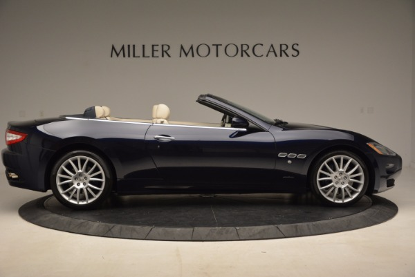Used 2016 Maserati GranTurismo for sale Sold at Rolls-Royce Motor Cars Greenwich in Greenwich CT 06830 8