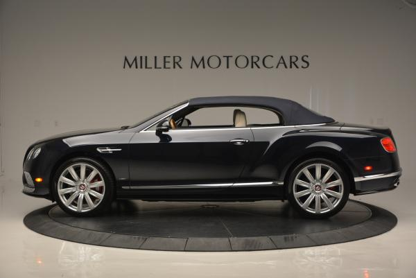 Used 2016 Bentley Continental GT V8 S Convertible for sale Sold at Rolls-Royce Motor Cars Greenwich in Greenwich CT 06830 15