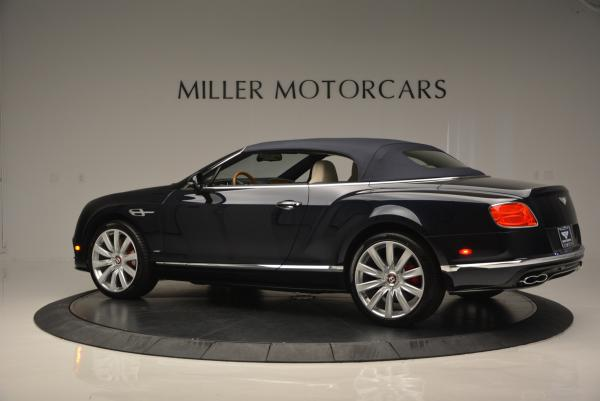 Used 2016 Bentley Continental GT V8 S Convertible for sale Sold at Rolls-Royce Motor Cars Greenwich in Greenwich CT 06830 16