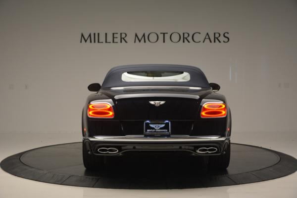 Used 2016 Bentley Continental GT V8 S Convertible for sale Sold at Rolls-Royce Motor Cars Greenwich in Greenwich CT 06830 18