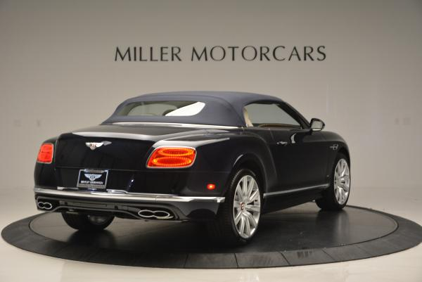 Used 2016 Bentley Continental GT V8 S Convertible for sale Sold at Rolls-Royce Motor Cars Greenwich in Greenwich CT 06830 19