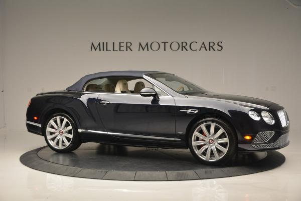 Used 2016 Bentley Continental GT V8 S Convertible for sale Sold at Rolls-Royce Motor Cars Greenwich in Greenwich CT 06830 22