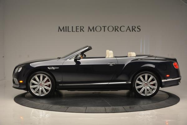 Used 2016 Bentley Continental GT V8 S Convertible for sale Sold at Rolls-Royce Motor Cars Greenwich in Greenwich CT 06830 3