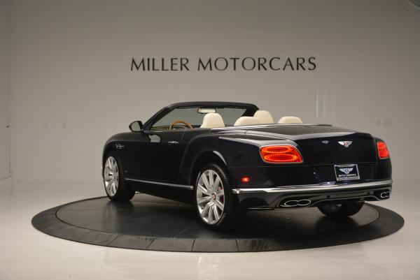 Used 2016 Bentley Continental GT V8 S Convertible for sale Sold at Rolls-Royce Motor Cars Greenwich in Greenwich CT 06830 5