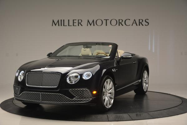 Used 2016 Bentley Continental GT V8 S Convertible for sale Sold at Rolls-Royce Motor Cars Greenwich in Greenwich CT 06830 1