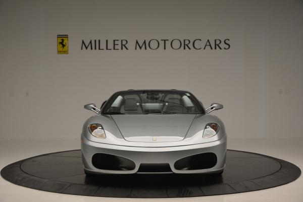 Used 2005 Ferrari F430 Spider for sale Sold at Rolls-Royce Motor Cars Greenwich in Greenwich CT 06830 12