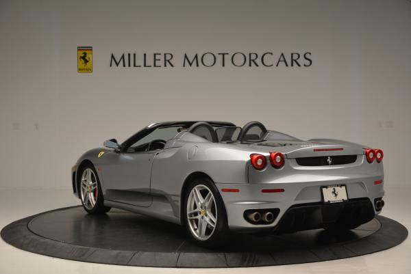 Used 2005 Ferrari F430 Spider for sale Sold at Rolls-Royce Motor Cars Greenwich in Greenwich CT 06830 5