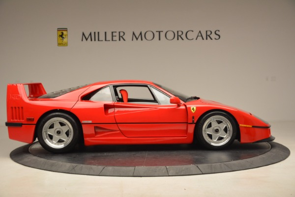 Used 1992 Ferrari F40 for sale Sold at Rolls-Royce Motor Cars Greenwich in Greenwich CT 06830 10