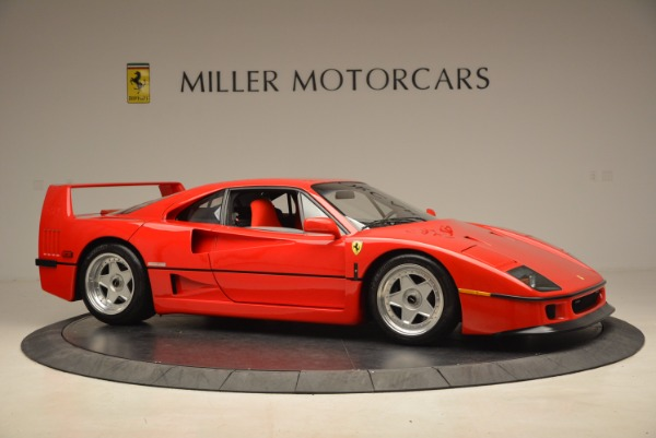 Used 1992 Ferrari F40 for sale Sold at Rolls-Royce Motor Cars Greenwich in Greenwich CT 06830 11