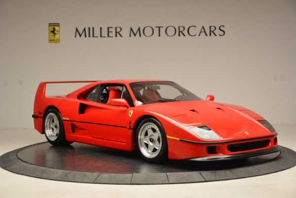 Used 1992 Ferrari F40 for sale Sold at Rolls-Royce Motor Cars Greenwich in Greenwich CT 06830 12