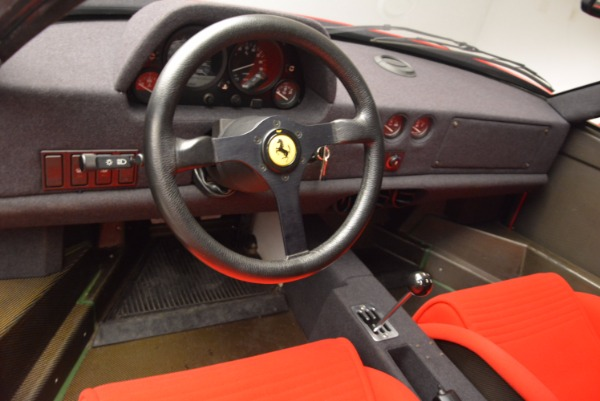 Used 1992 Ferrari F40 for sale Sold at Rolls-Royce Motor Cars Greenwich in Greenwich CT 06830 16