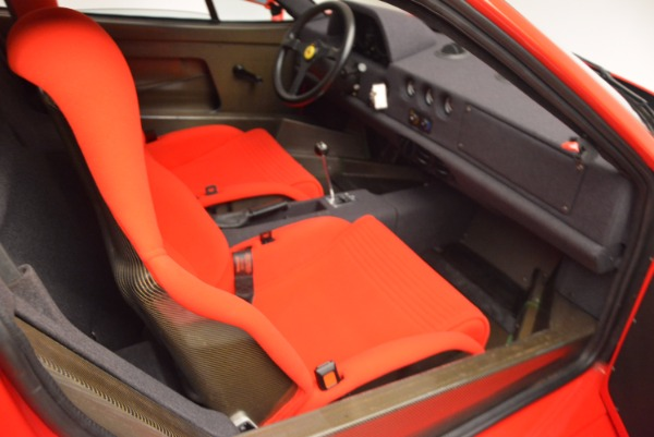 Used 1992 Ferrari F40 for sale Sold at Rolls-Royce Motor Cars Greenwich in Greenwich CT 06830 17