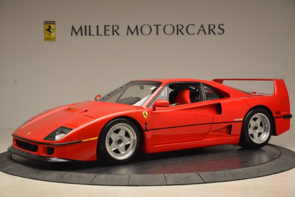 Used 1992 Ferrari F40 for sale Sold at Rolls-Royce Motor Cars Greenwich in Greenwich CT 06830 2