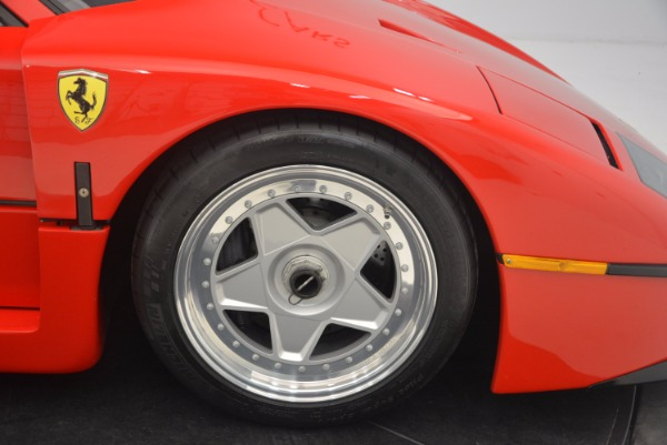 Used 1992 Ferrari F40 for sale Sold at Rolls-Royce Motor Cars Greenwich in Greenwich CT 06830 21