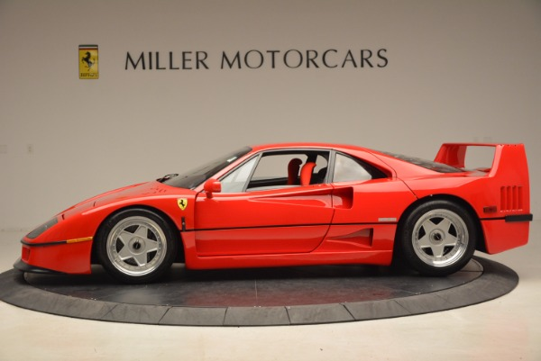 Used 1992 Ferrari F40 for sale Sold at Rolls-Royce Motor Cars Greenwich in Greenwich CT 06830 3