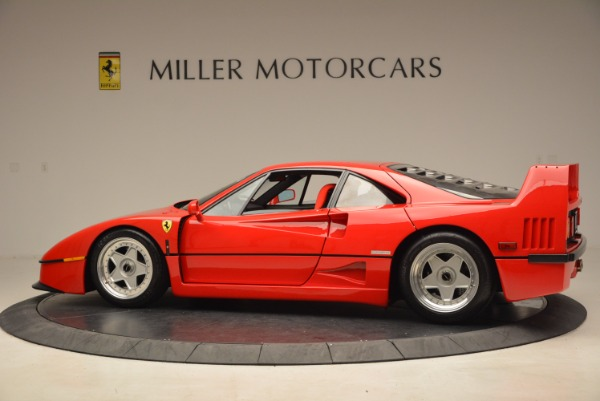 Used 1992 Ferrari F40 for sale Sold at Rolls-Royce Motor Cars Greenwich in Greenwich CT 06830 4