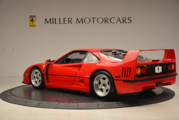Used 1992 Ferrari F40 for sale Sold at Rolls-Royce Motor Cars Greenwich in Greenwich CT 06830 5