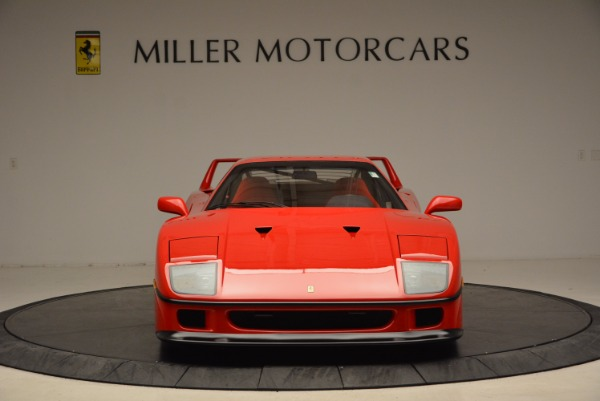 Used 1992 Ferrari F40 for sale Sold at Rolls-Royce Motor Cars Greenwich in Greenwich CT 06830 6