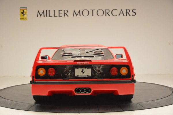 Used 1992 Ferrari F40 for sale Sold at Rolls-Royce Motor Cars Greenwich in Greenwich CT 06830 7