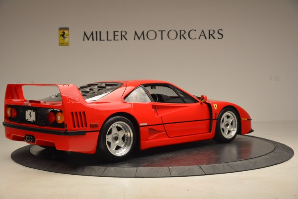 Used 1992 Ferrari F40 for sale Sold at Rolls-Royce Motor Cars Greenwich in Greenwich CT 06830 9