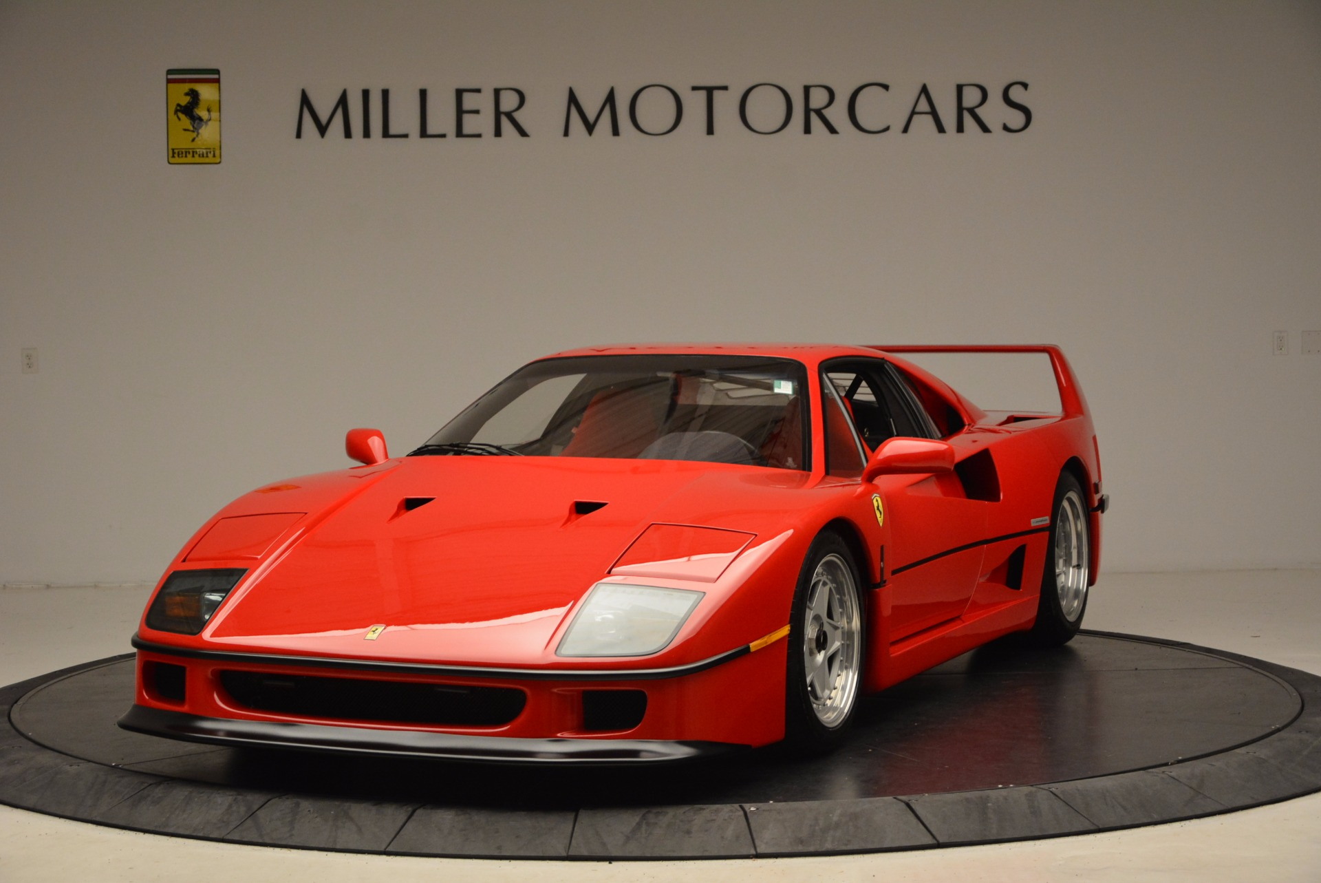 Used 1992 Ferrari F40 for sale Sold at Rolls-Royce Motor Cars Greenwich in Greenwich CT 06830 1