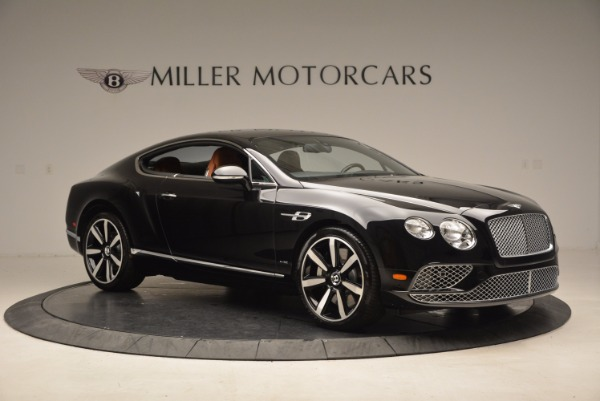 Used 2017 Bentley Continental GT W12 for sale Sold at Rolls-Royce Motor Cars Greenwich in Greenwich CT 06830 10