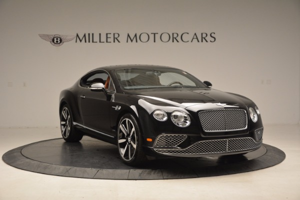 Used 2017 Bentley Continental GT W12 for sale Sold at Rolls-Royce Motor Cars Greenwich in Greenwich CT 06830 11