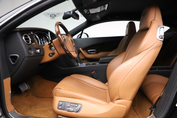 New 2017 Bentley Continental GT W12 for sale Sold at Rolls-Royce Motor Cars Greenwich in Greenwich CT 06830 17