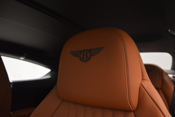 Used 2017 Bentley Continental GT W12 for sale Sold at Rolls-Royce Motor Cars Greenwich in Greenwich CT 06830 19