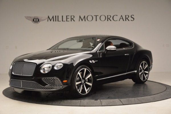 Used 2017 Bentley Continental GT W12 for sale Sold at Rolls-Royce Motor Cars Greenwich in Greenwich CT 06830 2
