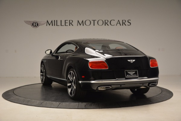 New 2017 Bentley Continental GT W12 for sale Sold at Rolls-Royce Motor Cars Greenwich in Greenwich CT 06830 5